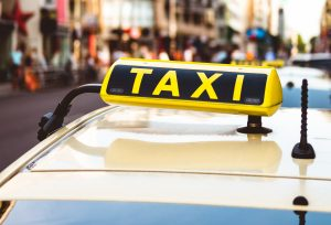taxi keuring
